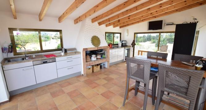 Villa Baladrar en Benissa en alquiler de temporada (21)