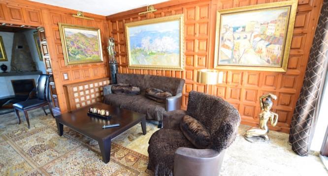 Villa Baladrar en Benissa en alquiler de temporada (49)