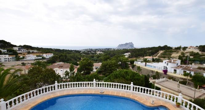 Buy or rent a house in calpe moraira benidorm alicante for Villas granada ii