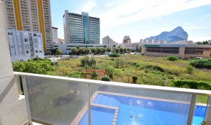 El Saladar apartments in Calpe