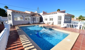 Ortembach K villa in Calpe