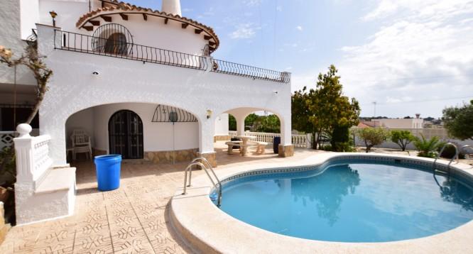 Villa Ricarlos en Calpe (1)
