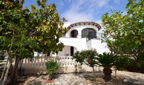 Ricarlos B villa in Calpe