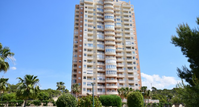 Apartamento Jardin de Benidorm en Benidorm (1)