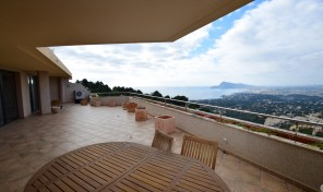 Villamarina Golf apartment in Calpe