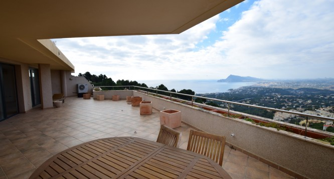 Apartamento Villa Marina Golf en Altea Hills (1)