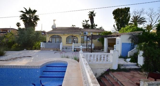 Villa Vall D'Albaida en Alfaz del Pi (1)