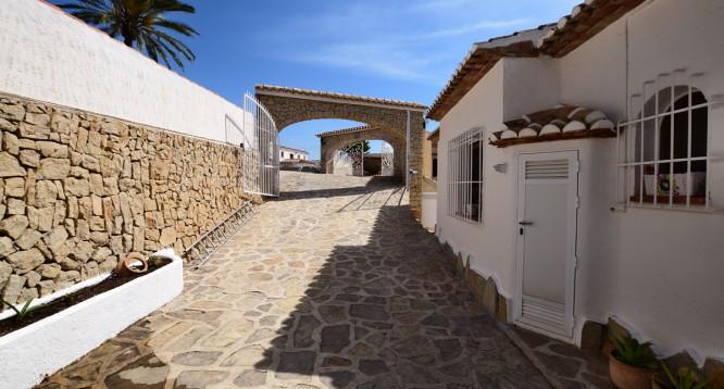 Villa Vistapeñon en Benissa (85)