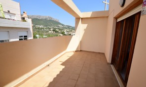 Apartment La font in Calpe.