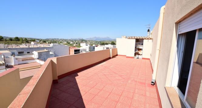 Apartamento Santa Catalina en Teulada (1)