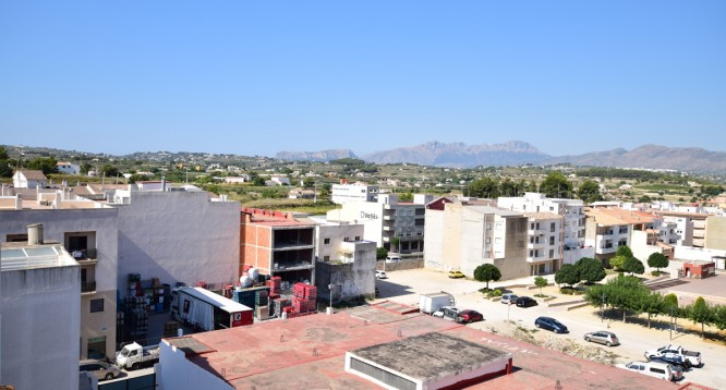 Apartamento Santa Catalina en Teulada (2)