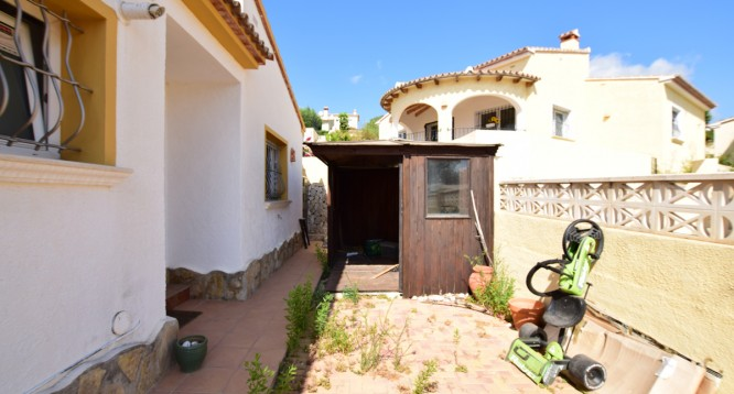 Villa La Pinada en Benitachell (28)