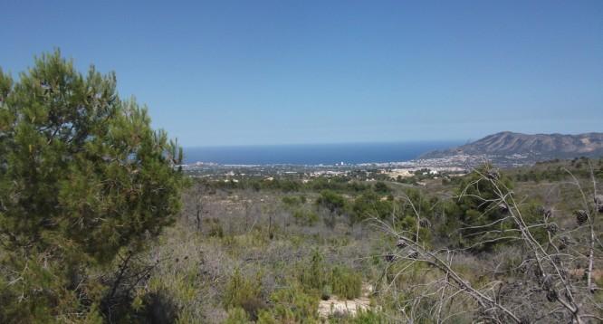 Parcela Pie de Monte en La Nucia (1)