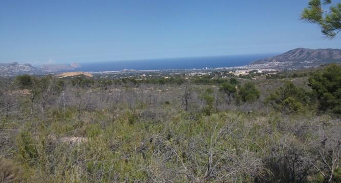 Parcela Pie de Monte en La Nucia (12)