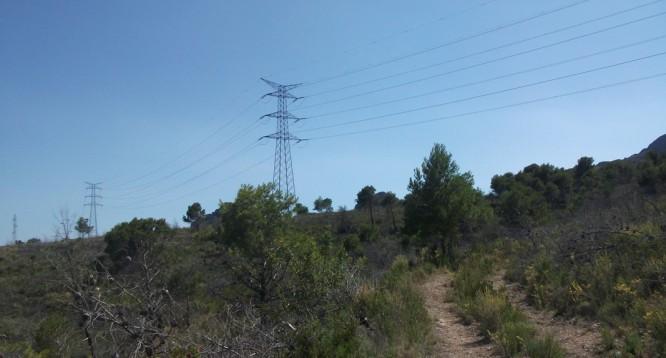 Parcela Pie de Monte en La Nucia (4)