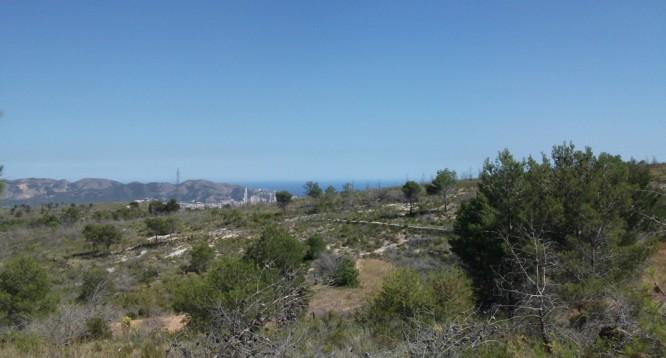Parcela Pie de Monte en La Nucia (6)