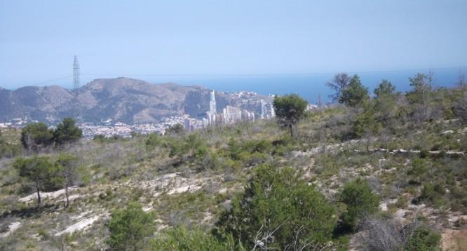 Parcela Pie de Monte en La Nucia (8)