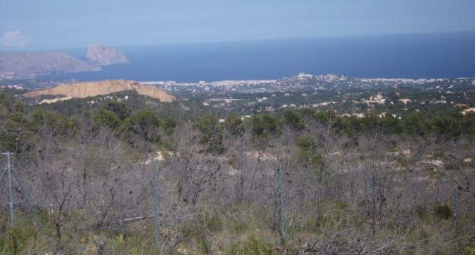 Parcela Pie de Monte en La Nucia (9)