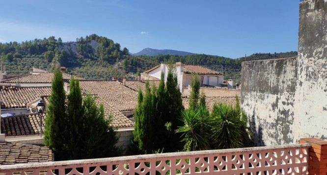 Casa de Pueblo Sant Llorenç en Benilloba (42)