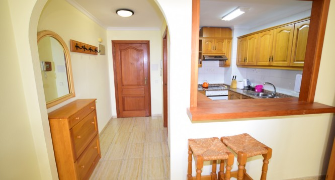 Apartamento Perlamar en Calpe (9)