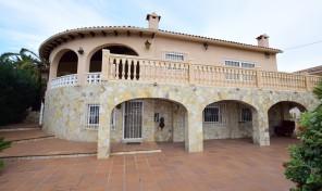 Ortenbach D villa in Calpe
