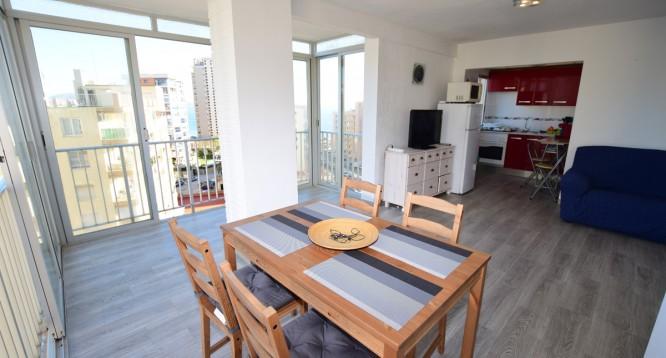 Apartamento Miramar 8 para alquilar en Calpe (2)