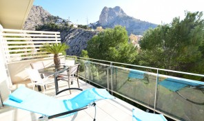Mascarat 1 apartment in Altea
