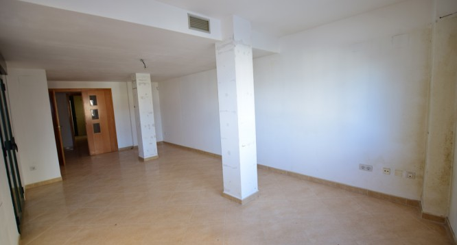 Apartamento Constitución en Benissa (1)