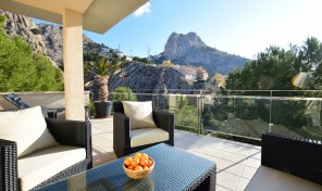 Mascarat 2 appartment in Altea