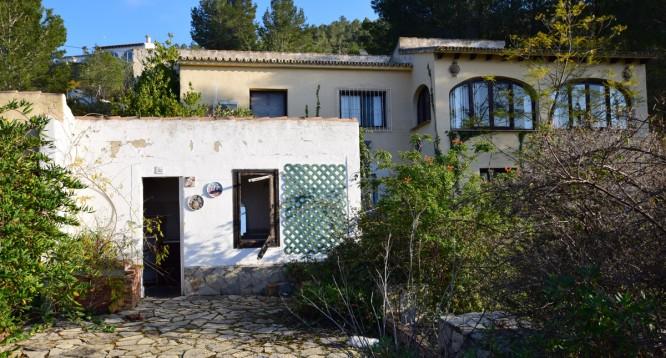 Villa Muntanya Llarga en Lliber (24)