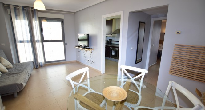Apartamento Plaza Mayor 3 en Calpe (1)