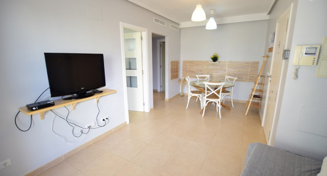 Apartamento Plaza Mayor 3 en Calpe (2)