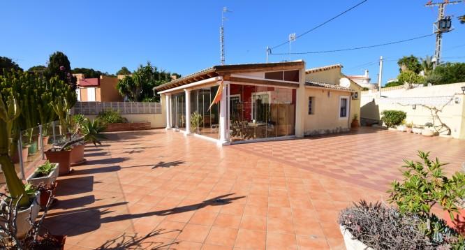 Villa Los Pinos Bassetes en Calpe (39)