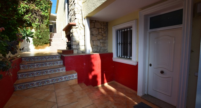 Villa Los Pinos Bassetes en Calpe (43)