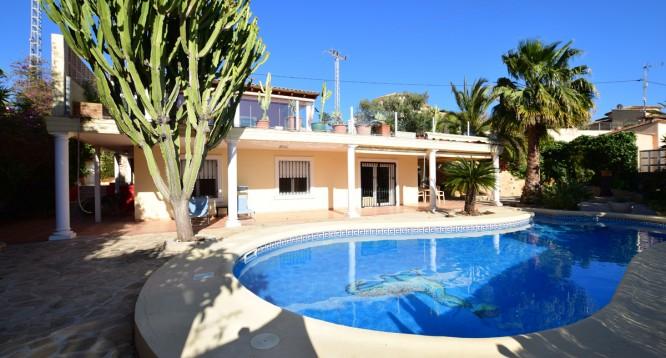 Villa Los Pinos Bassetes en Calpe (45)