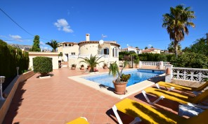Ortembach B villa for rent in Calpe