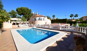 Ortembach C villa in Calpe