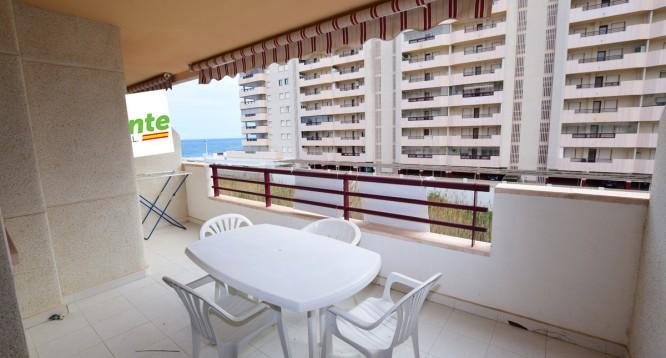 Apartamento Topacio III 1D en Calpe (9)
