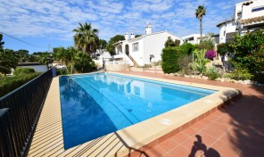 Panama Park bungalow for rent in Moraira