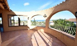 Adelfas villa in Cumbre del Sol Benitachell