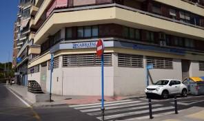 Gomez Ulla retail property in Alicante