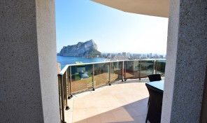 Esmeralda Suites Penthouse in Calpe