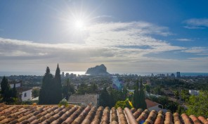 Bella Vista villa in Calpe