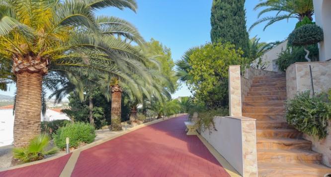 Villa Bella Vista en Calpe (50)