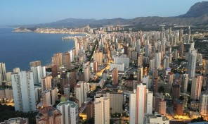 Apartment Torre Lugano in Benidorm