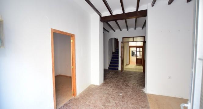 Casa de pueblo Sant Bonaventura en Teulada (2)