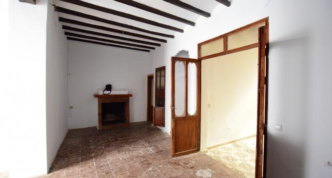 Casa de pueblo Sant Bonaventura en Teulada (6)