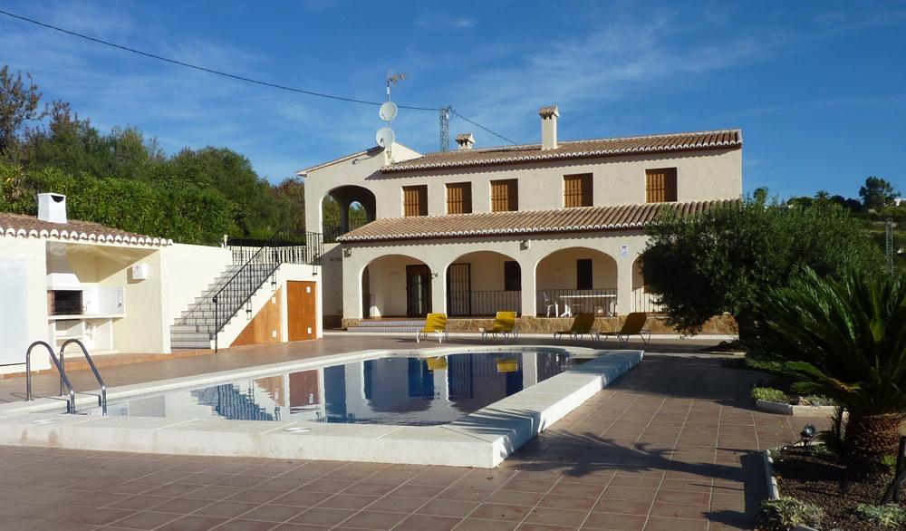 Villa benimarraig en benissa comprar y vender casa en - Casas en benissa ...