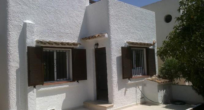 Bungalow villas del mar en calpe comprar y vender casa en calp benidorm altea moraira - Casa del mar alicante ...