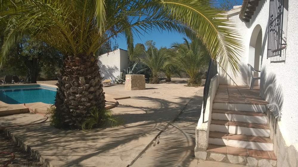 Benimarco villa in benissa comprar y vender casa en calp - Casas en benissa ...